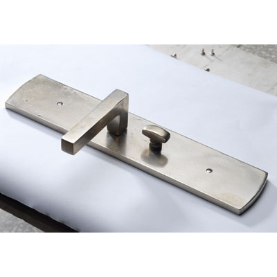 Curved Suite Entry Door Hardware