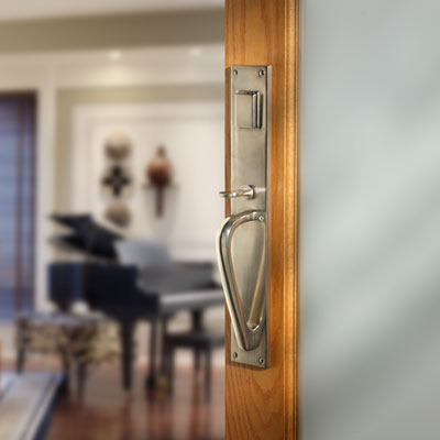 Urban Suite Entry Door Hardware