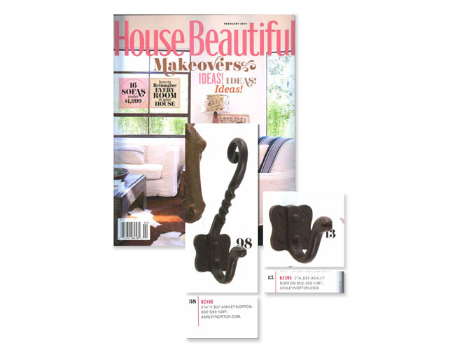 House Beautiful Makeovers