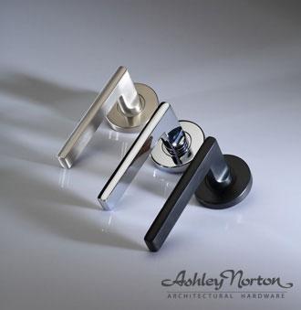 Ashley Norton Chester Entry Dummy RH Door Hardware Solid Brass